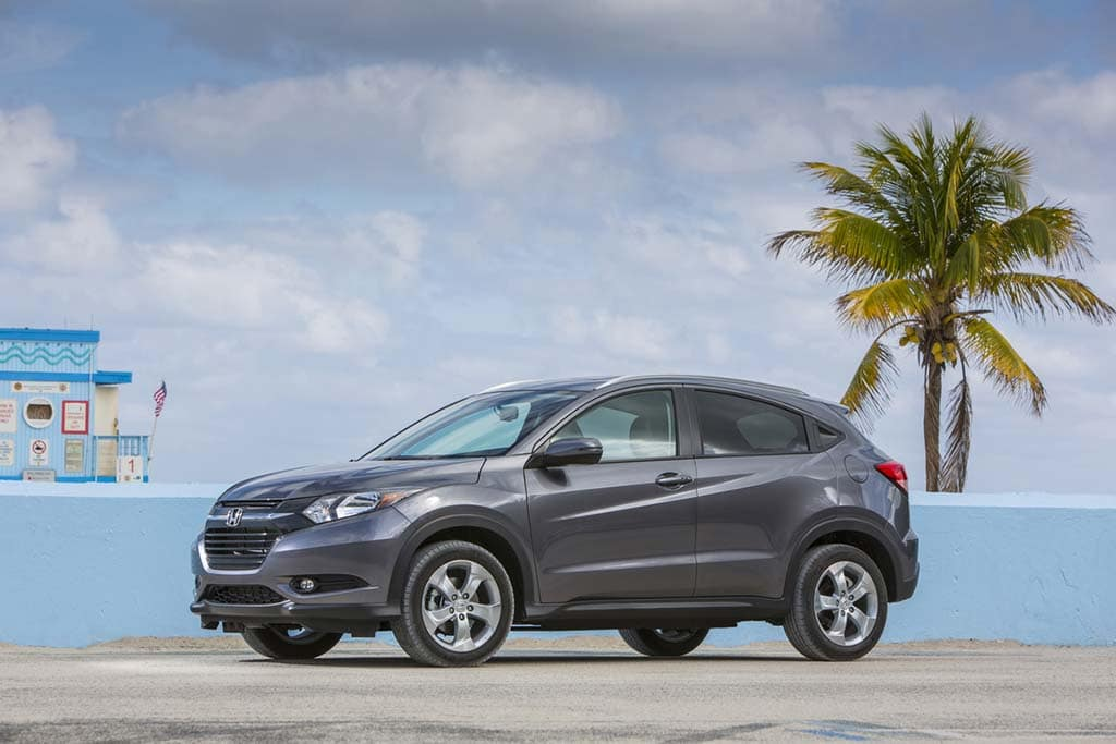 First Drive: 2016 Honda HR-V