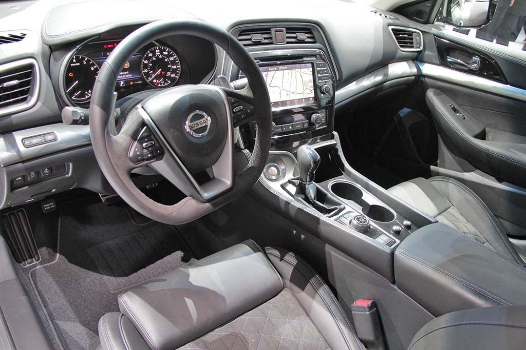 2016 Maxima Interior >> 2016 Nissan Maxima Interior 2016 Nissan Maxima Interior