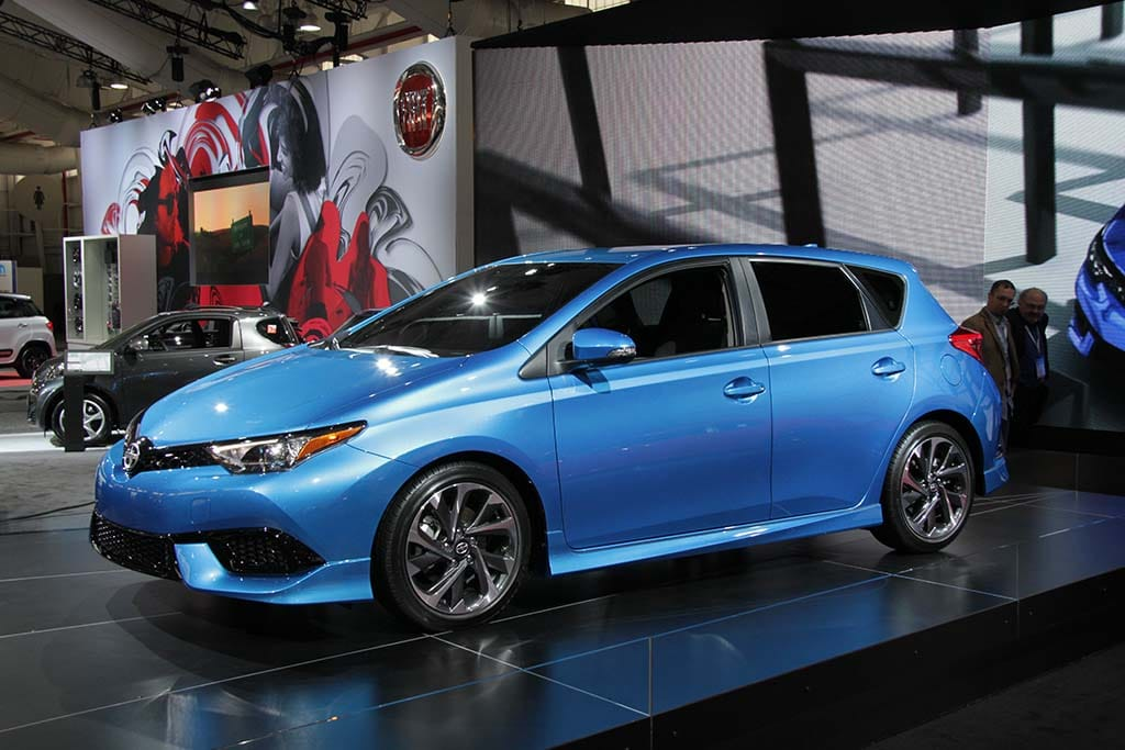 Scion Is Giving Younger Drivers Plenty Of Options With The Im It Can Be Customized