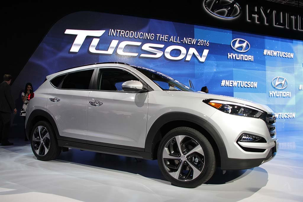 Hyundai Has Not Said If Or When The Fuel Cell Model Will Adopt