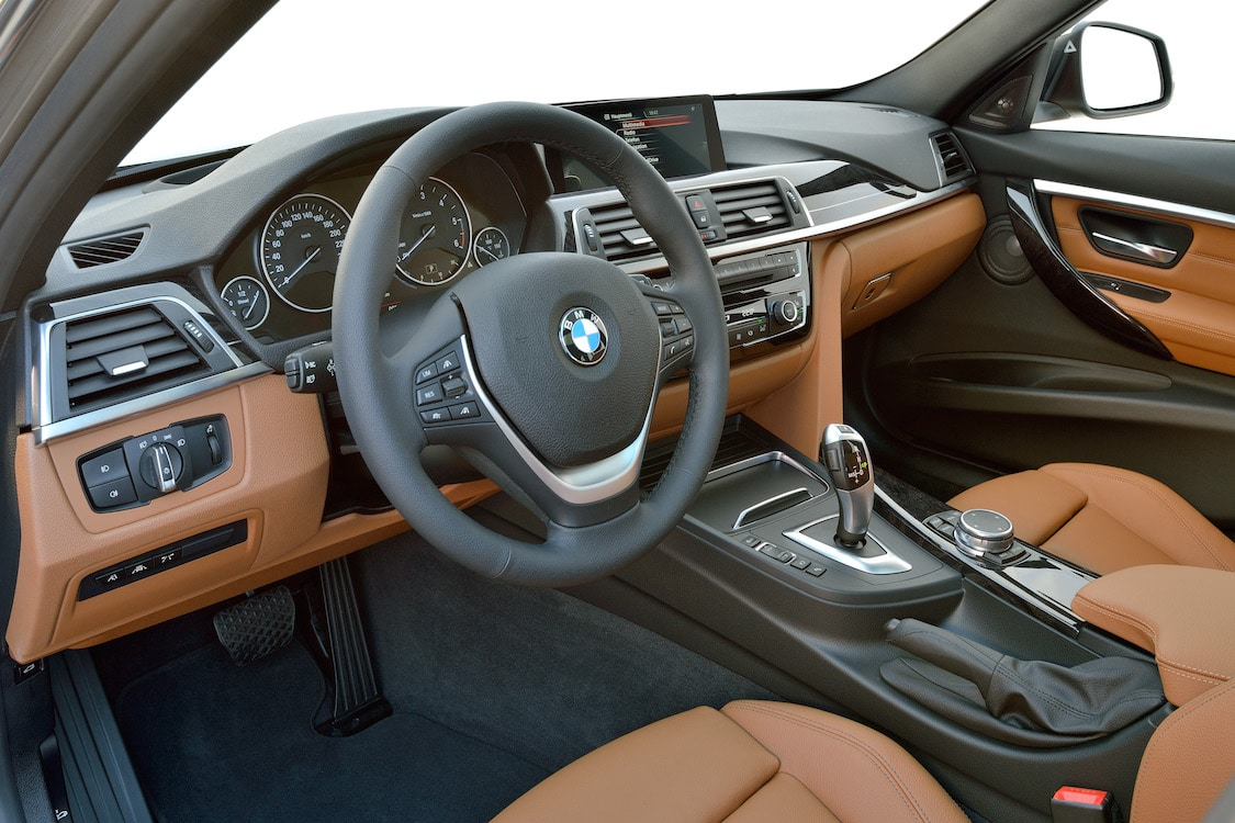 The Latest Iteration Of Bmw 3 Series Features In Technological Updates While Getting