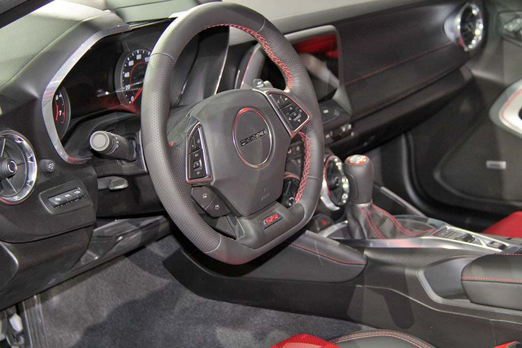 2016 chevrolet ss interior - photo #40
