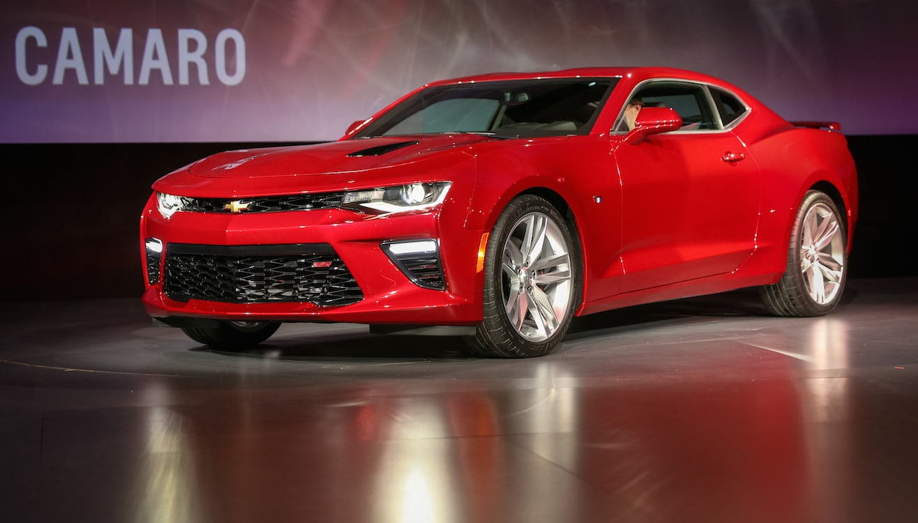 GM Tops List of Semi-Finalists for North American Car, Truck of ...