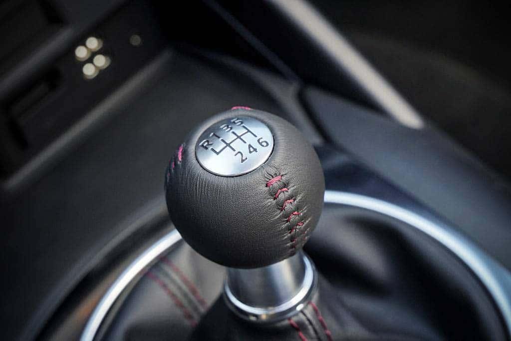 2015 mazda 6 manual transmission