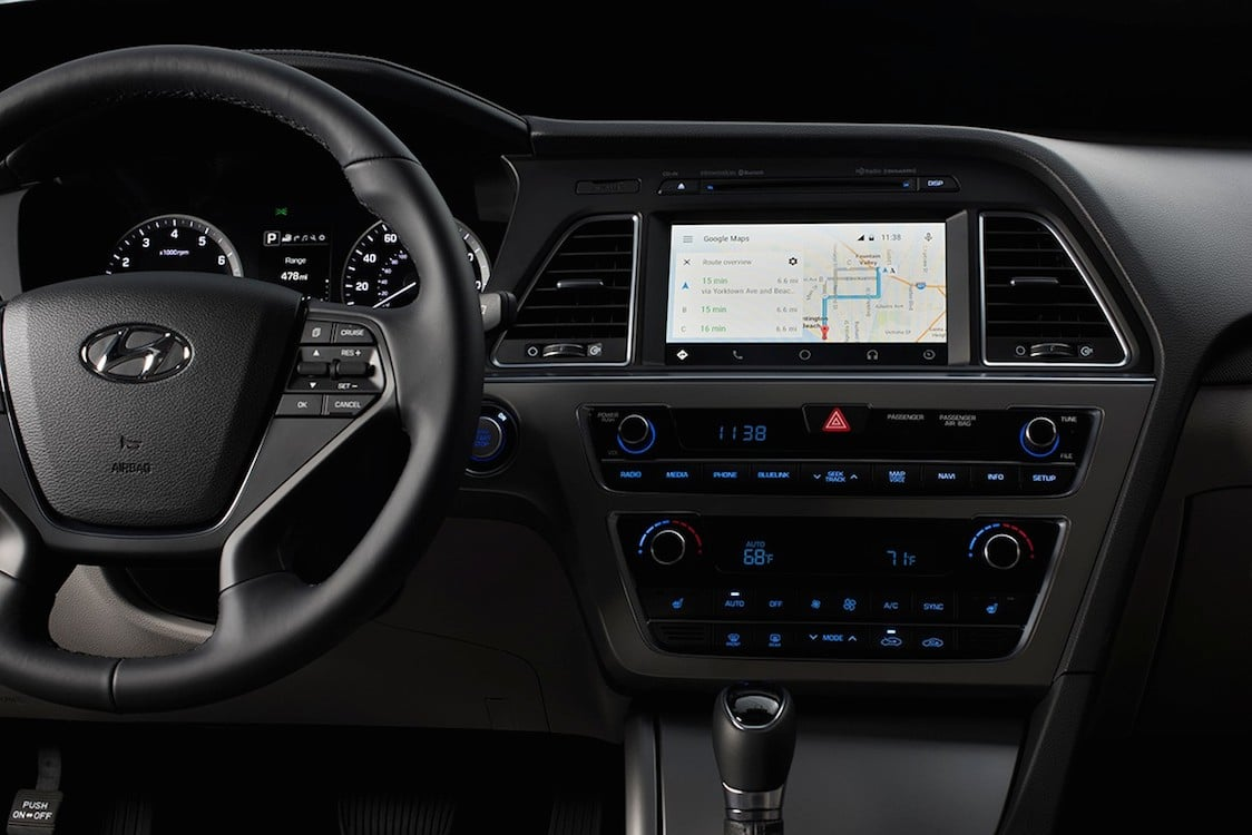 Hyundai Offering Do-It-Yourself Android Auto Updates