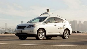 Advocates insist autonomous vehicles, like this Google prototype, will speed up traffic.