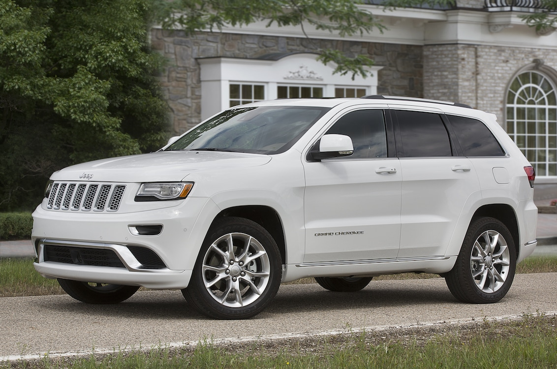 New Hellraiser? Jeep Grand Cherokee to Get the Hellcat Treatment
