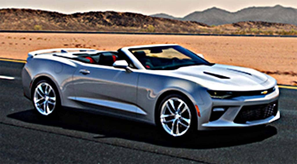 2016 chevrolet camaro convertible. Cars Review. Best American Auto & Cars Review