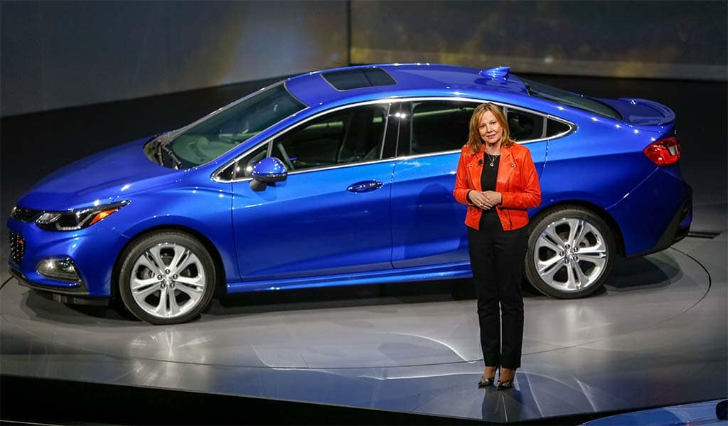 chevy goes cruze ing with new 2016 sedan. Black Bedroom Furniture Sets. Home Design Ideas