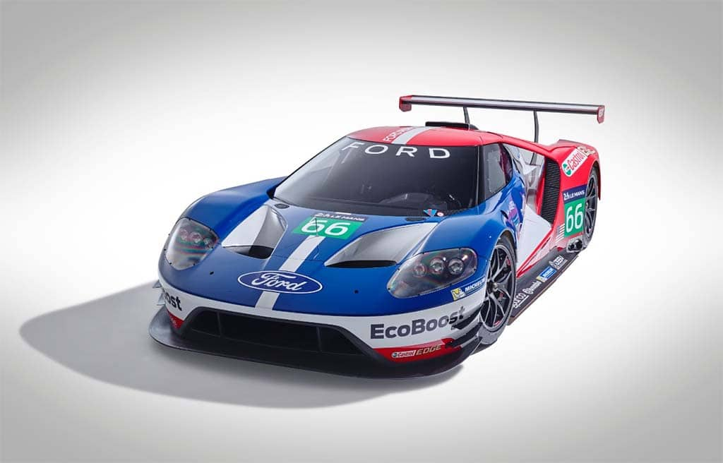 ford confirms return to le mans with new gt. Black Bedroom Furniture Sets. Home Design Ideas