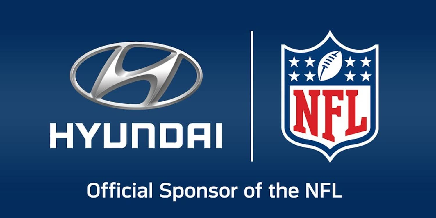 Hyundai Replaces GM as Top NFL Sponsor