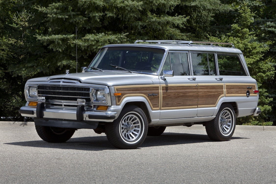 FCA Going Grand with New Wagoneer  TheDetroitBureaucom
