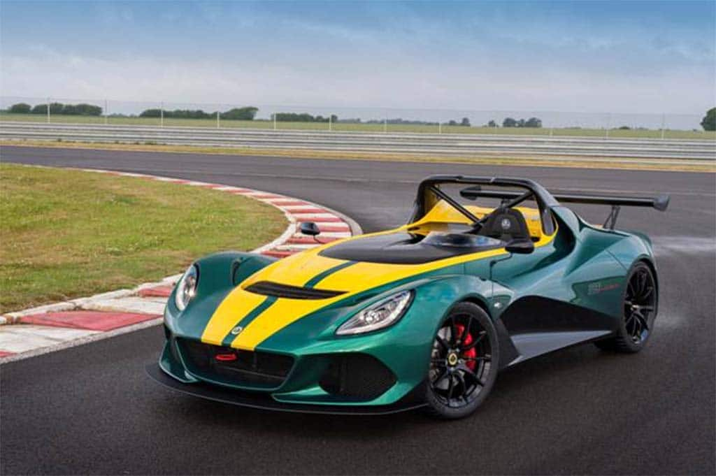 Lotus to Build Cars in China
