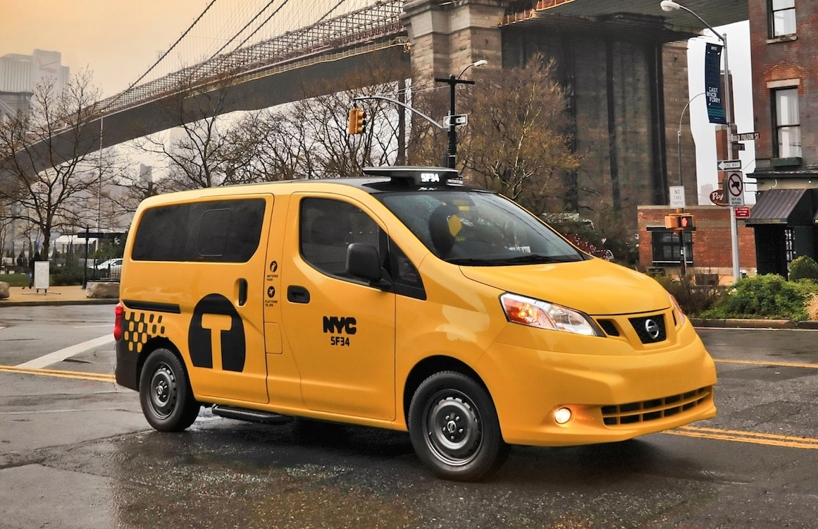 Court Approves NYC's Taxi of Tomorrow Plan