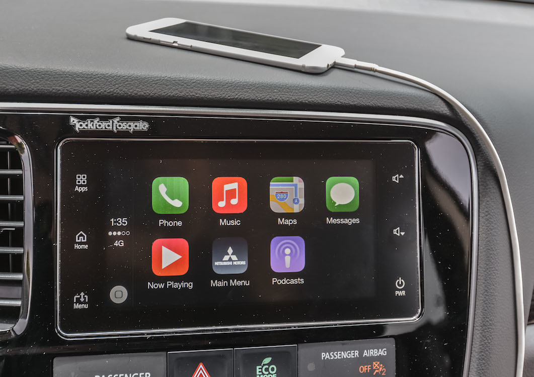 how to play spotify through usb in car iphone
