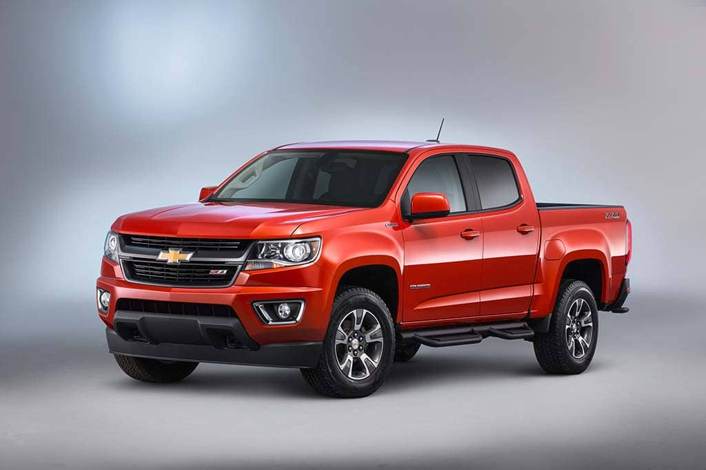 Chevy Rolls Out New 2016 Colorado Diesel | TheDetroitBureau.com