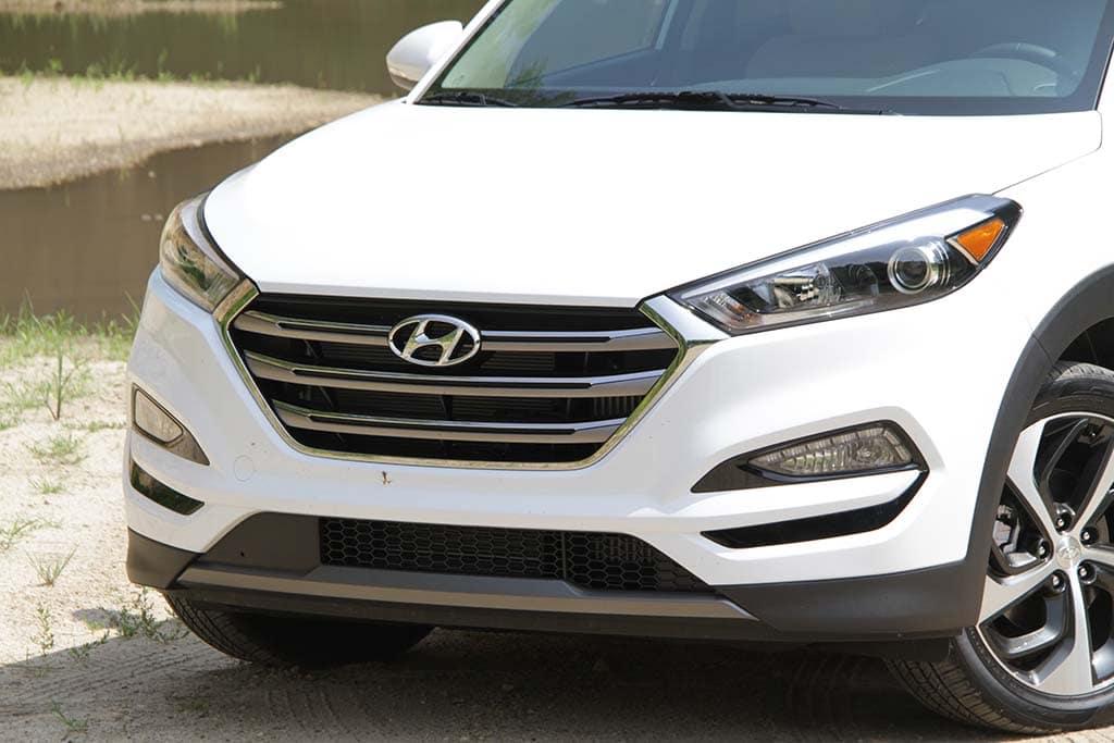 Original First Drive 2016 Hyundai Tucson  TheDetroitBureaucom