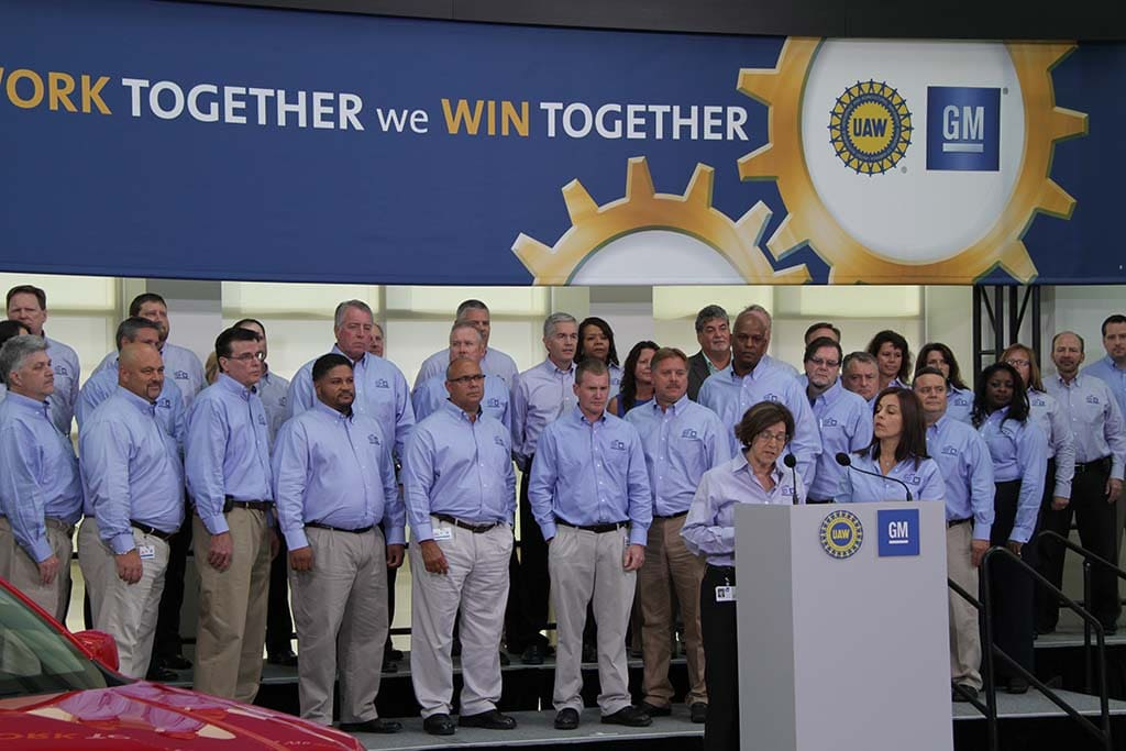 UAW Scores Health-Care Win on New GM Pact