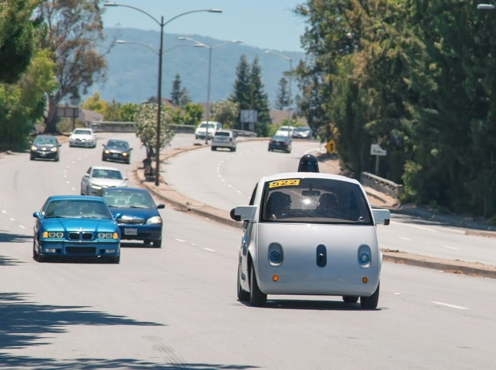 Fiat-Chrysler Reportedly Talking Autonomous Car Deal with Google