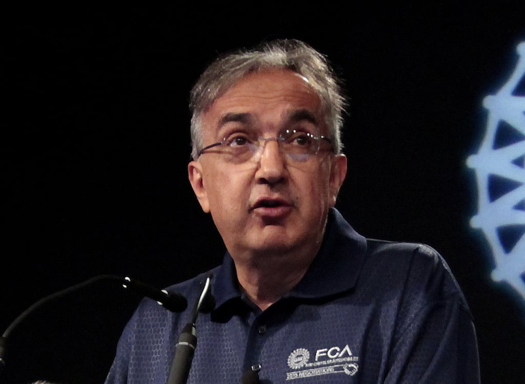 Despite Rejection Marchionne is Still Pressing GM for Partnership
