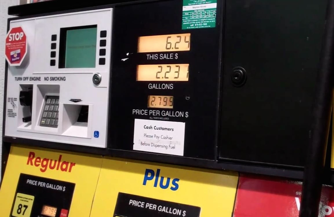 Gas Prices Continue to Decline in July