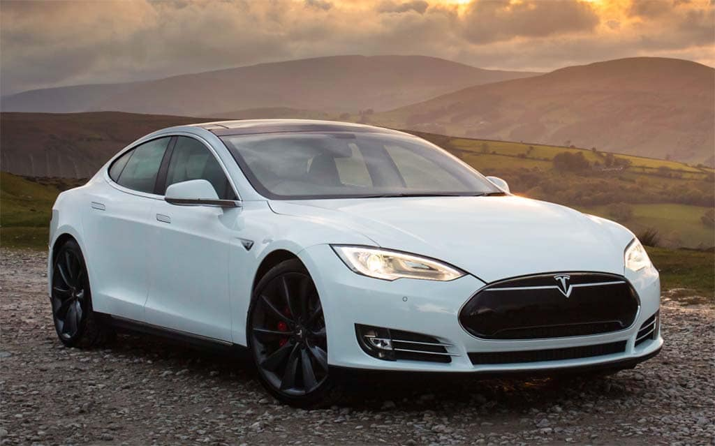 Tesla Boosts Range of Model X SUV Ahead of Launch   TheDetroitBureau com
