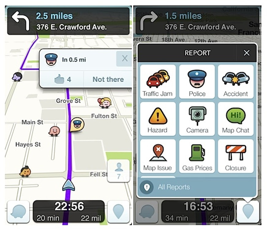 Cities Using GPS Apps to Ease Traffic Congestion, Parking ...