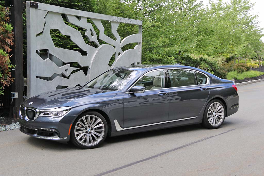 First Drive: 2016 BMW 7-Series