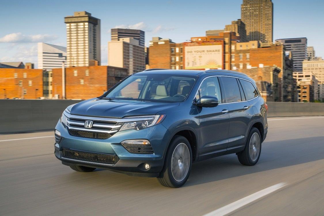 Light Trucks Dominating Honda's Familiar Sedan, Coupe Lines This Year