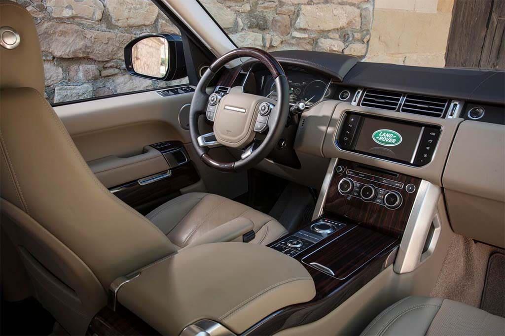 first drive 2016 range rover sport td6. Black Bedroom Furniture Sets. Home Design Ideas