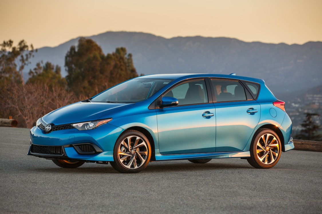 Elegant The 2016 Scion IM Gives The Brand An Aggressive Looking Hatchback That