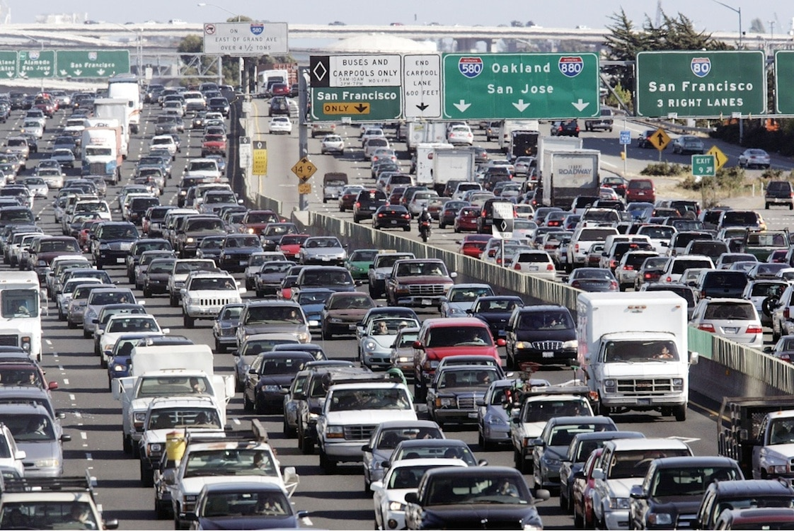 Traffic Jams to Cost NYC More Than $90B by 2026