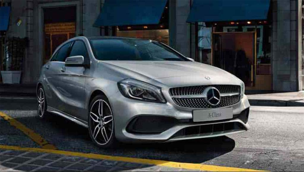 Mercedes May Finally Bring Little A-Class to U.S.