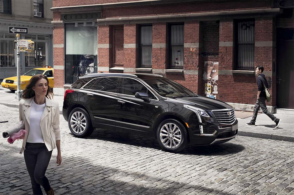 Cadillac Moving Back to Detroit