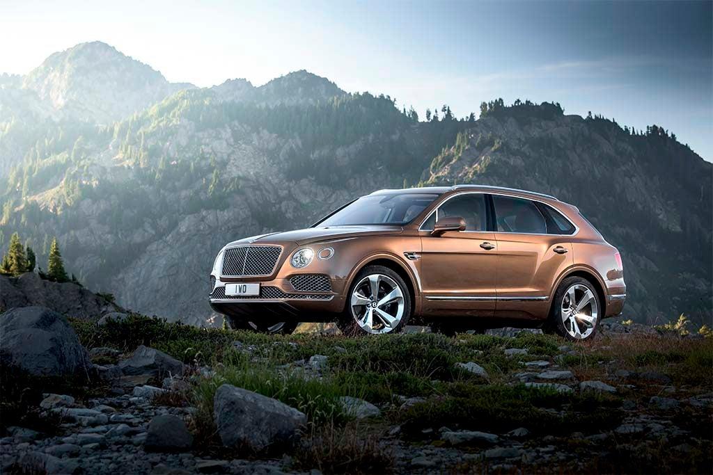 Bentley Bentayga Offering World S Most Expensive In Car