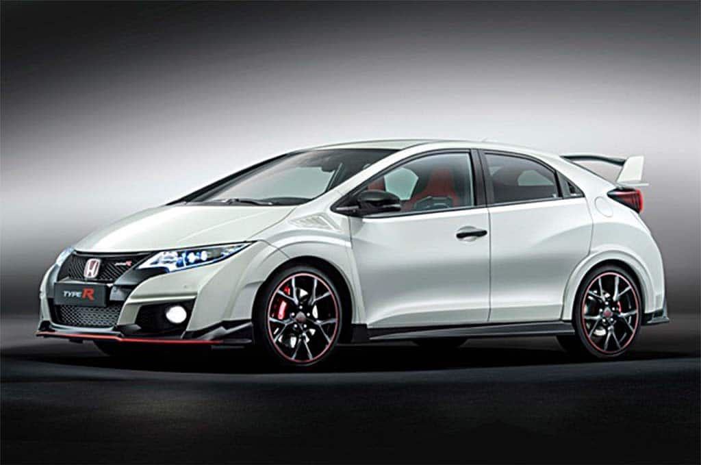 Honda Previews New Hydrogen Car, Civic Type-R, Other Debuts Coming to Tokyo