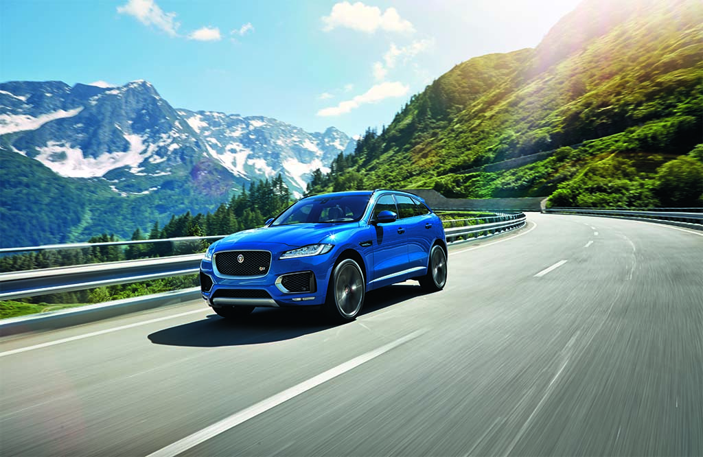 Jaguar Going Electric with E-Pace
