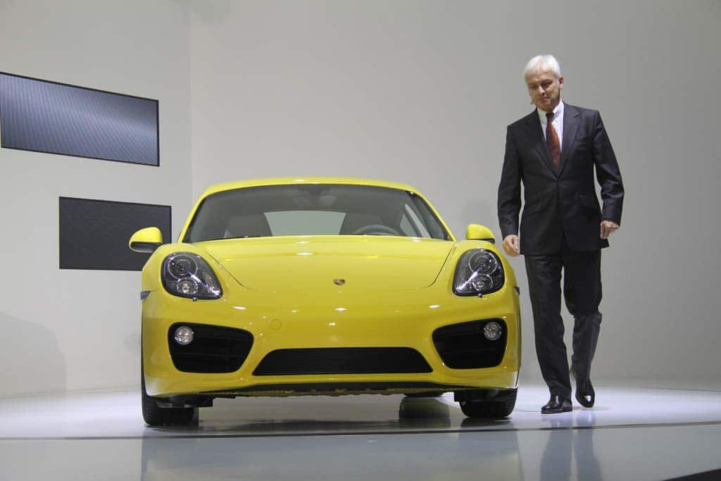 New VW CEO Mueller Faces Long List of Challenges