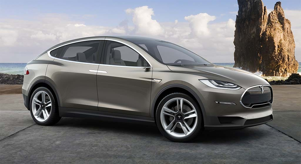 The Moment for Truth for Tesla as Model X Finally Debuts