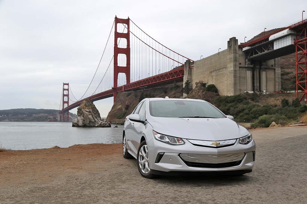 Chevy May Be Ready to Unplug the Volt