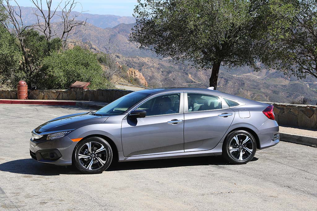 Perfect First Drive 2016 Honda Civic Sedan  TheDetroitBureaucom