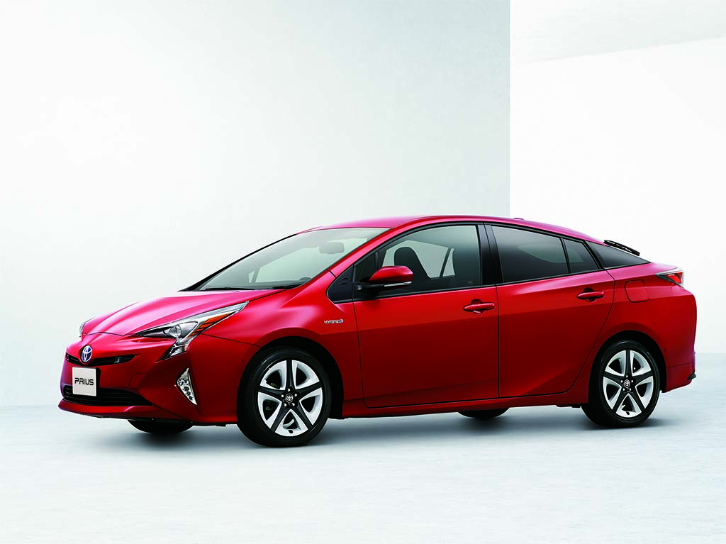 toyota reveals prius tech details. Black Bedroom Furniture Sets. Home Design Ideas