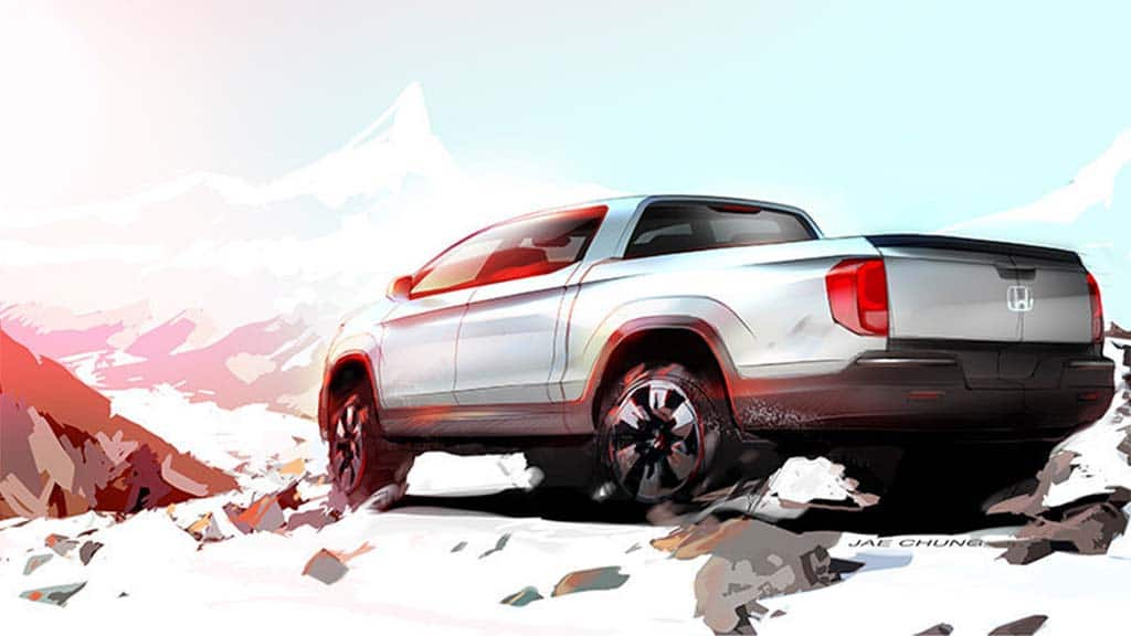 Honda S Ridgeline Sema Concept Will Likely