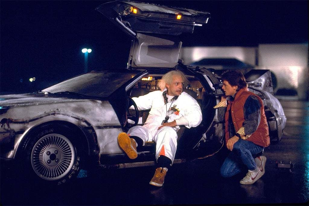 DeLorean's Widow Suing to Get Movie Car Royalties
