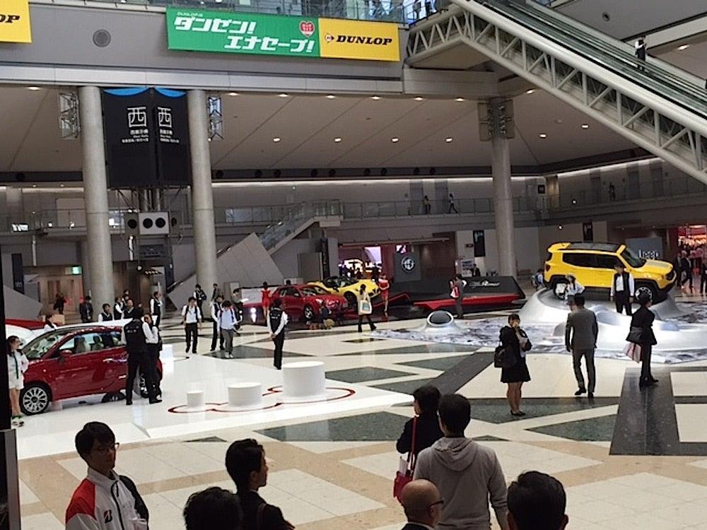 Jeep Marks U.S. Return to Tokyo Motor Show