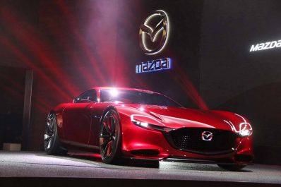 Mazda RX-Vision Concept - best
