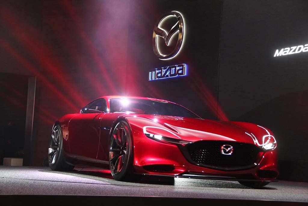 Mazda Bringing New Rotary Concept To Tokyo