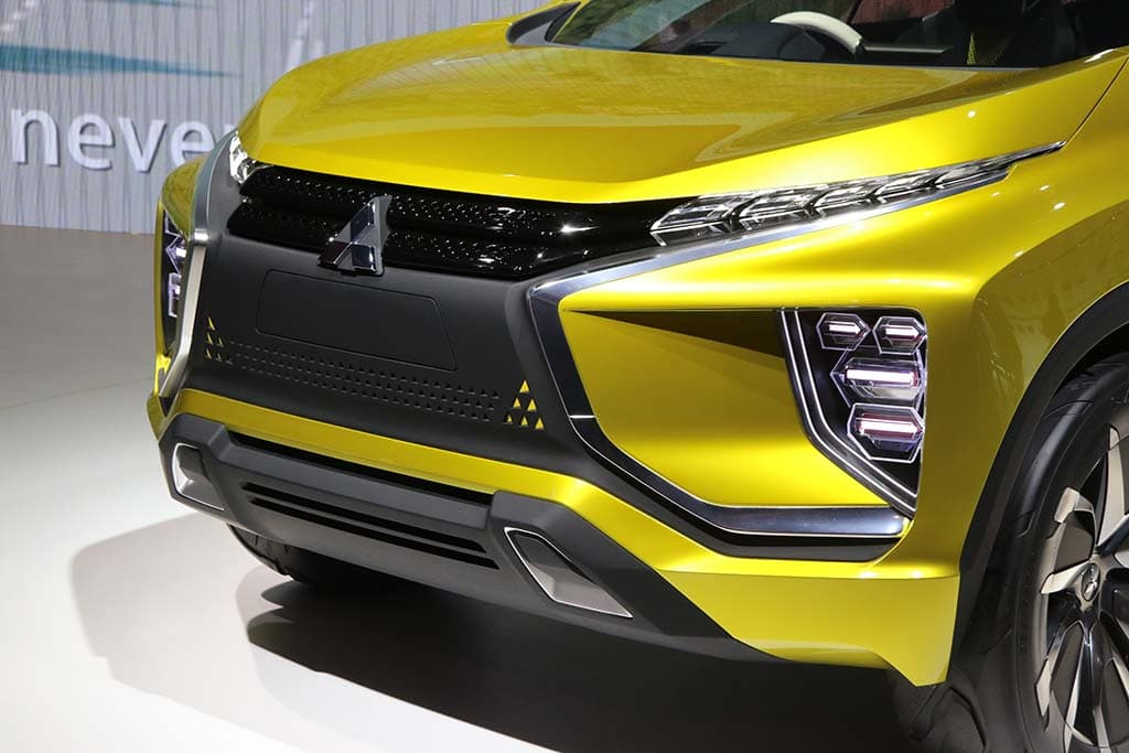 Mitsubishi Comes To Tokyo Motor Show With Pair Of Concepts