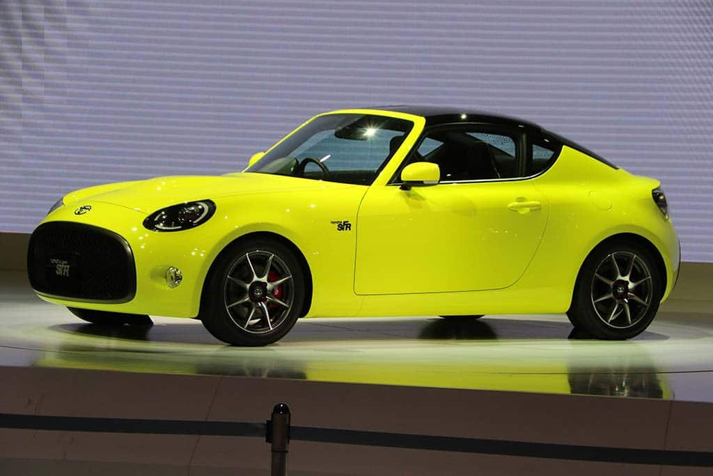 toyota offers two takes on the sports car with s fr and kikai thedetroitbureau com toyota offers two takes on the sports car with s fr and kikai thedetroitbureau com