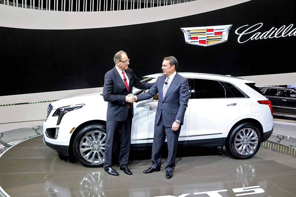 GM Set to Add Array of New Utility Vehicles
